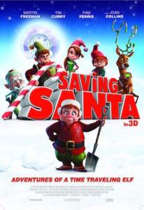 Locandina film Il segreto di Babbo Natale