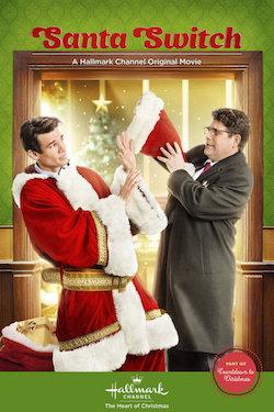 La locandina del film Il sostituto di Babbo Natale
