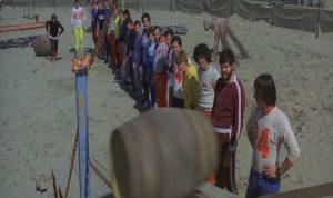Altra scena di allenamento nel film Lo chiamavano Bulldozer