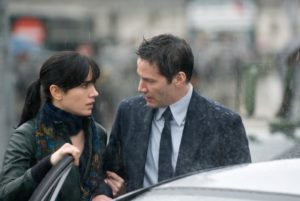 Jennifer Connelly e Keanu Reeves in Ultimatum alla Terra