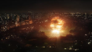 Altra scena del film Ultimatum alla Terra
