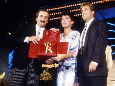 Sanremo Story / Video, I Ricchi e Poveri nel 1985 con Se mi innamoro