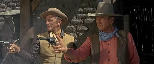 La carovana di fuoco (1967) – The War Wagon