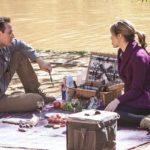 Kayla Ewell e Ryan Merriman nel film Una proposta quasi perfetta