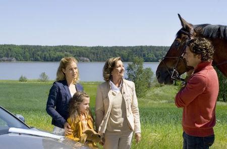 Inga Lindstrom – I cavalli di Monte Caterina / Susanne Gartner in un film dalle forte emozioni