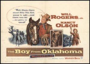Lo sceriffo senza pistola / Un divertente film western con Will Rogers Jr.