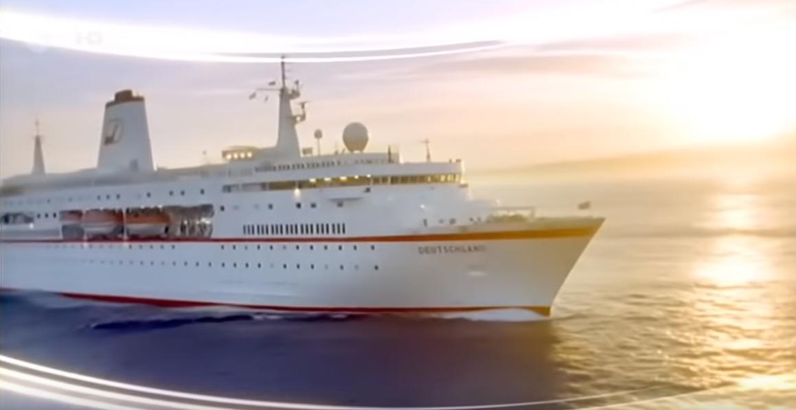 La nave dei sogni –  Viaggio di nozze a Lisbona