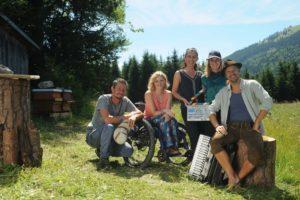 Un'estate tra le montagne bavaresi