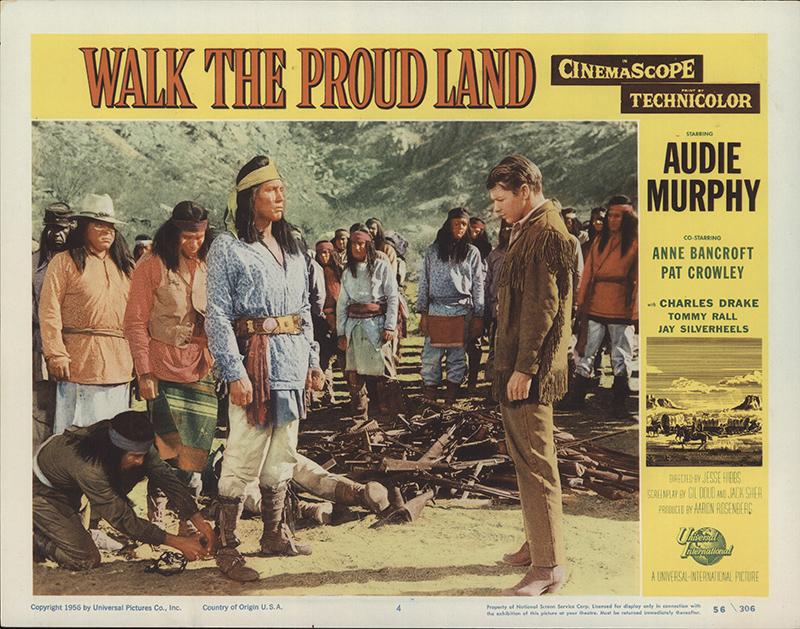 La terra degli Apaches