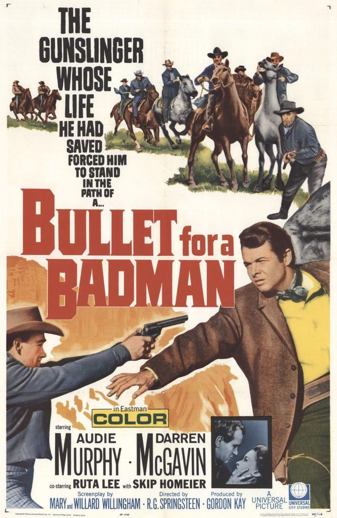 Film Una pallottola per un fuorilegge