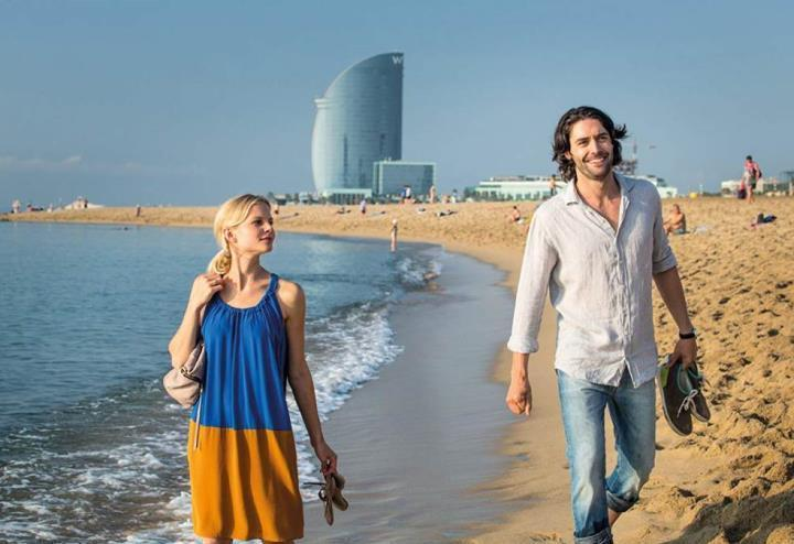 Un'estate a Barcellona (2015) – Ein Sommer in Barcelona