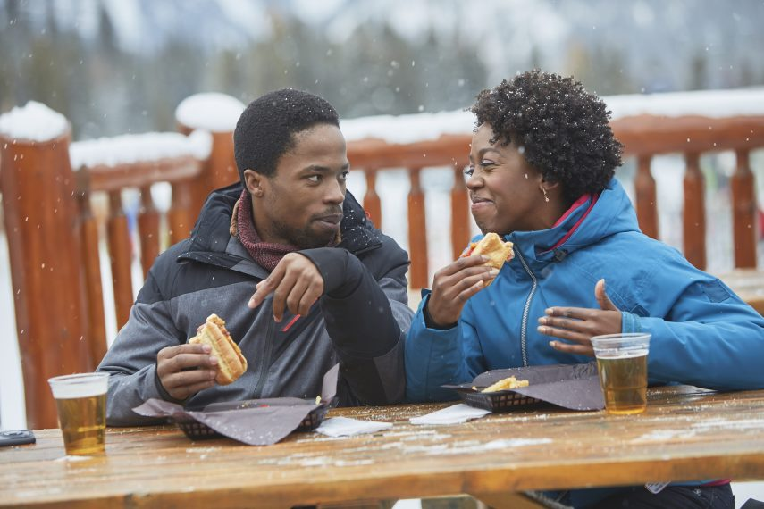 Un weekend sulla neve 2 – Trama e cast