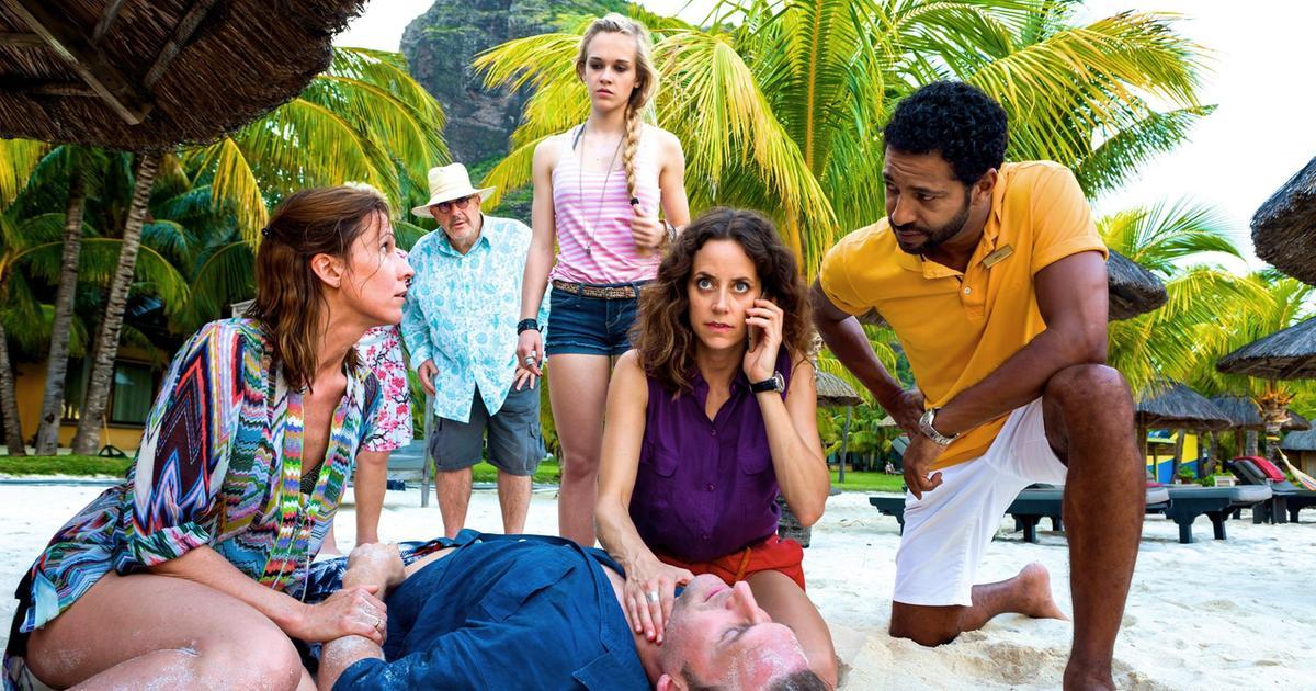 La dottoressa dell'isola – Corsa contro il tempo (2018)