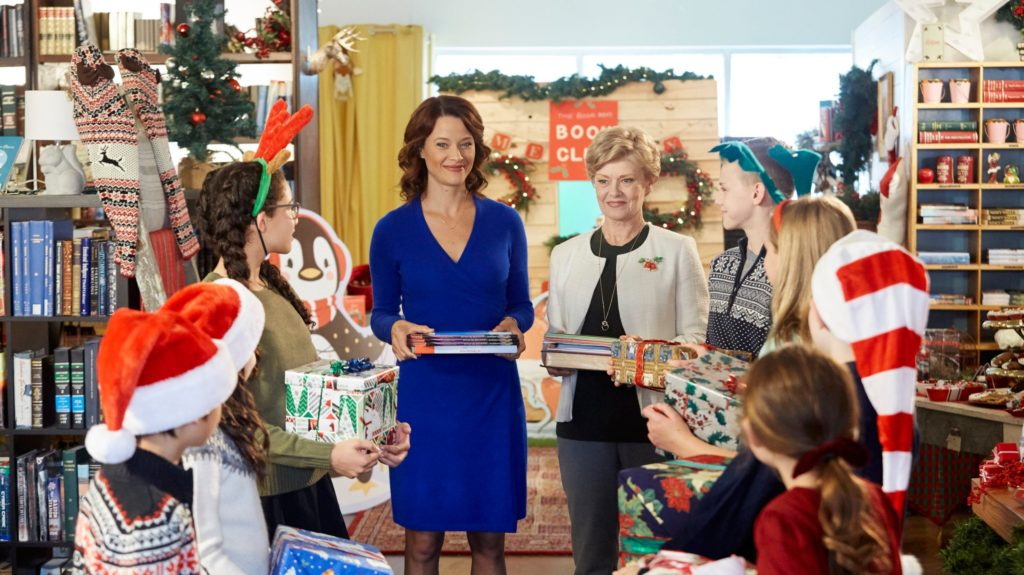 Pagine d'amore a Natale (2018) – Hope at Christmas