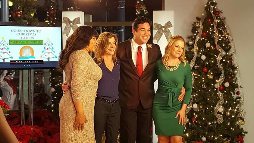 Una telecamera per due (2016) – Broadcasting Christmas
