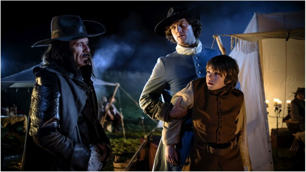 Code M – La spada di D'Artagnan (2015)