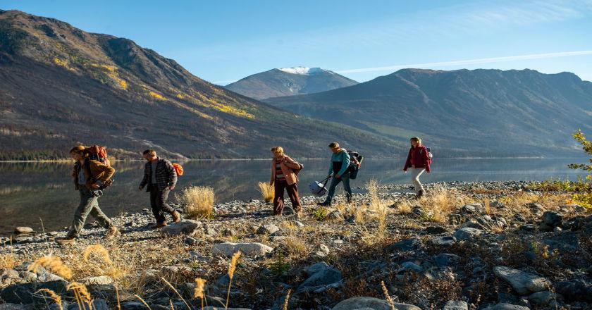 Il fiume della vita – Yukon (2019)