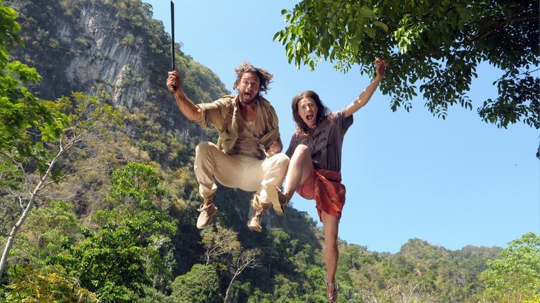 La mia pazza avventura nella giungla (2017)