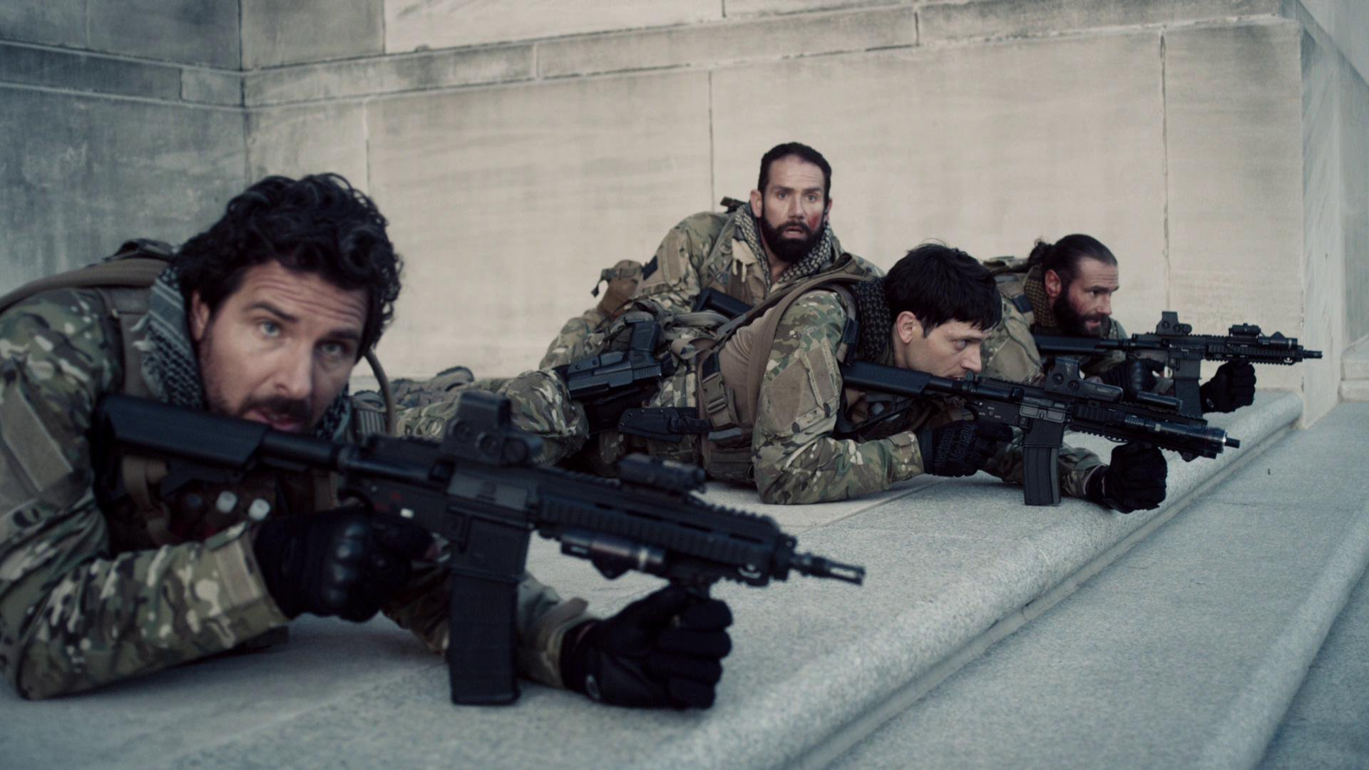 Navy Seals – Attacco a New Orleans (2015)